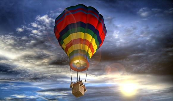 Yurtdışında Şirket Kurmak Sıcak Hava Balonu Turizm
